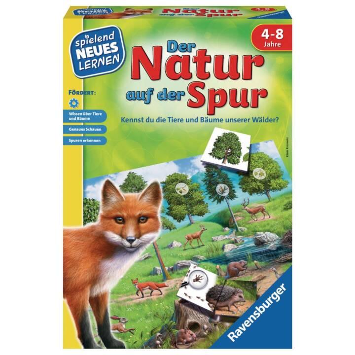 "RAVENSBURGER Kinderspiel ""Der Natur auf der Spur"""