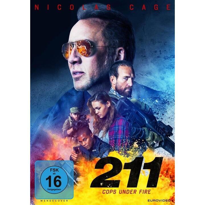 211 - Cops Under Fire (DE, EN)