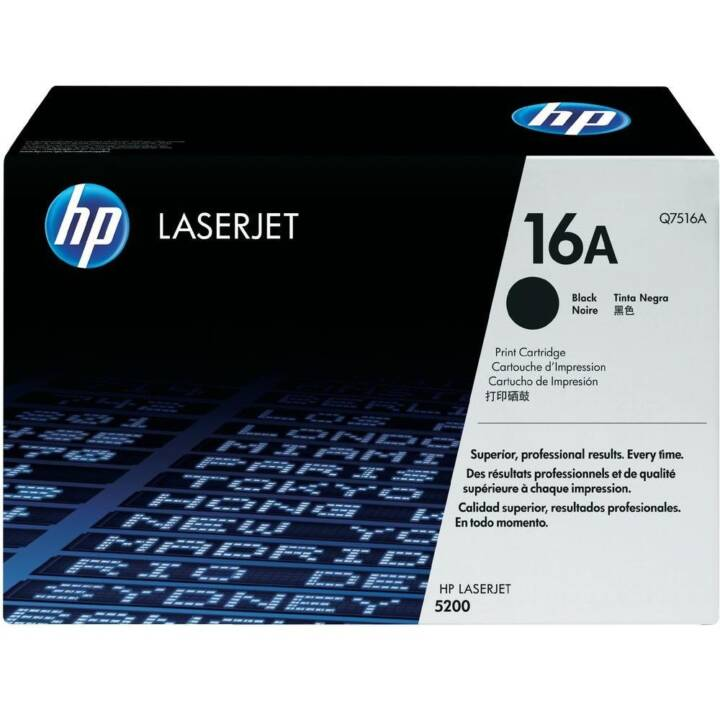 HP 16A