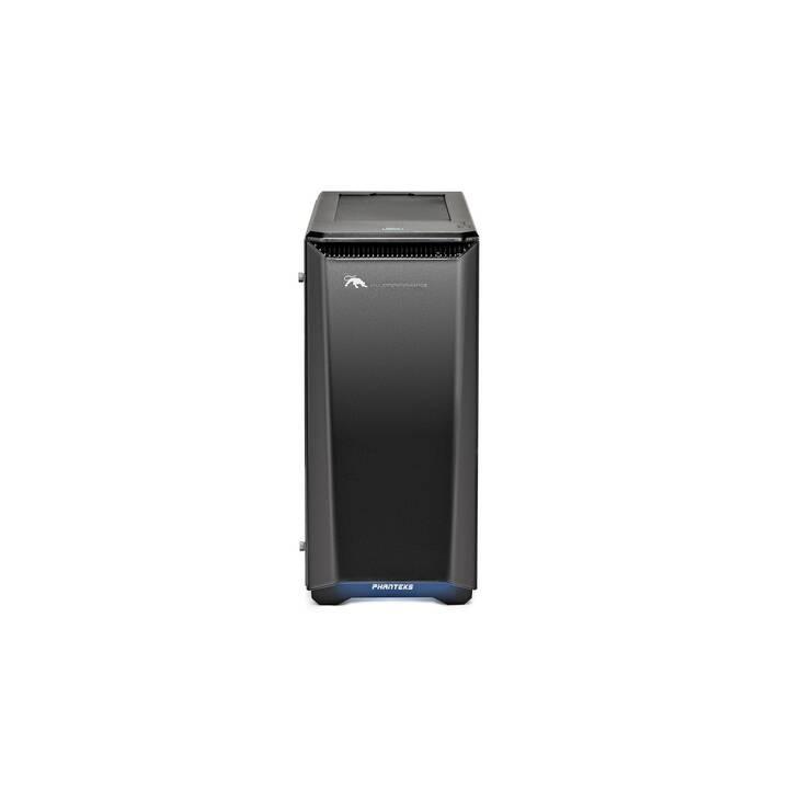 JOULE PERFORMANCE Gaming PC eSports RTX2070 Super (Intel Core i7 10700K, 32 GB, 500 GB SSD, 2 TB HDD)