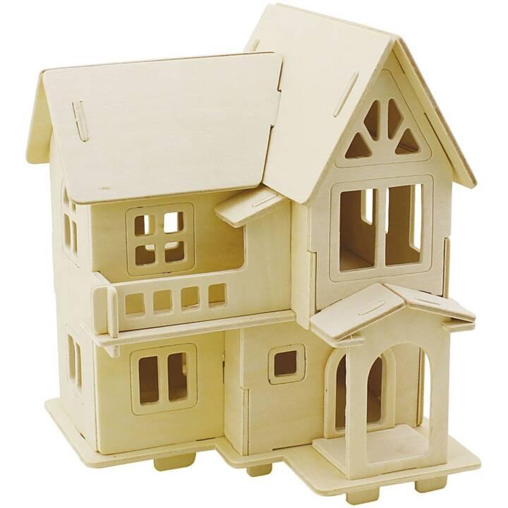 CREATIV Gebäude 3D-Puzzle 19.5 cm