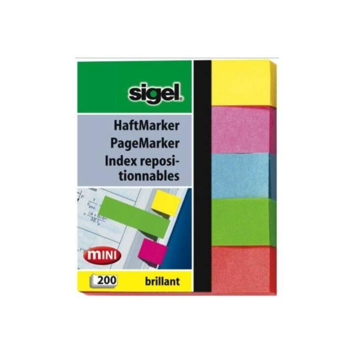 Étiquette autocollante SIGEL HN625