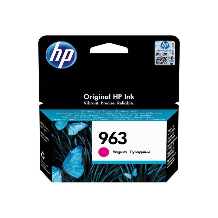 HP 963 (Magenta, 1 pièce)