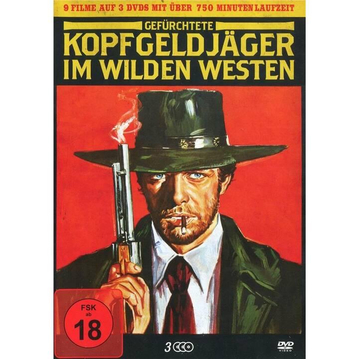 Gefürchtete Kopfgeldjäger im Wilden Westen (DE)