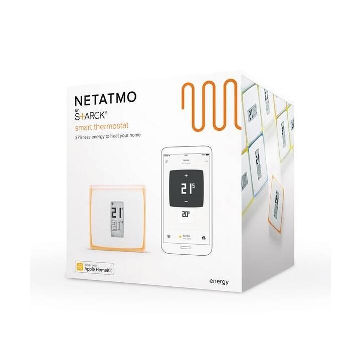 NETATMO smart Termostato (WLAN, Funk)