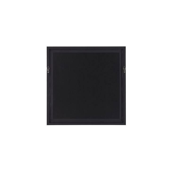 BELIANI Bild mit Rahmen (60 cm x 60 cm)