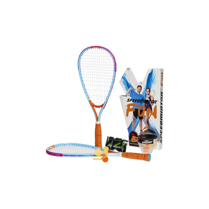 SPEEDMINTON Fun (Set badminton)