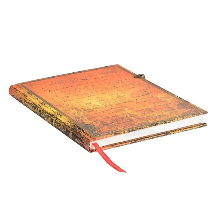 PAPERBLANKS Notizbuch Wells (Liniert)