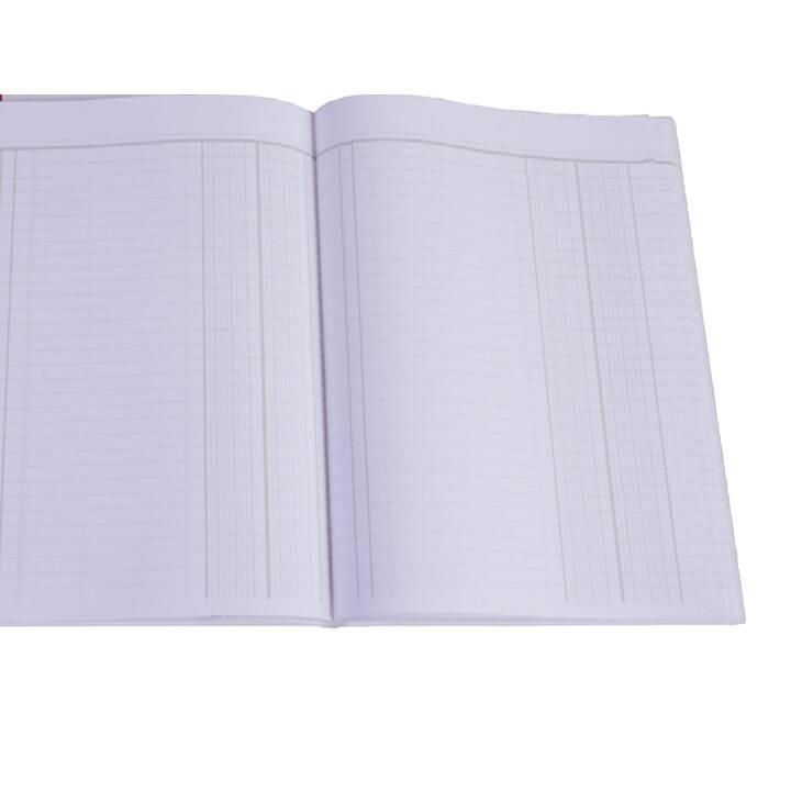 SIMPLEX Geschäftsbuch 17217 (A4, Liniert)