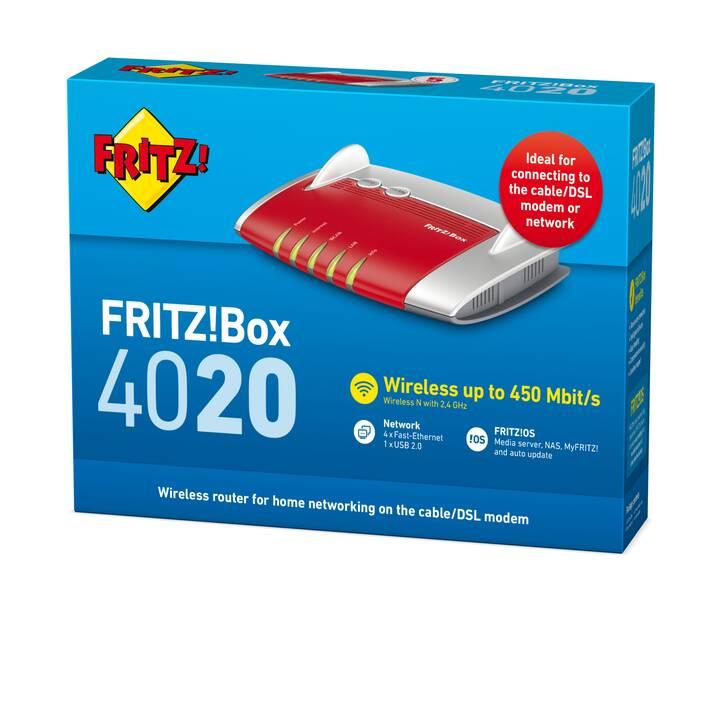 AVM FRITZ!Box 4020 International Routeur