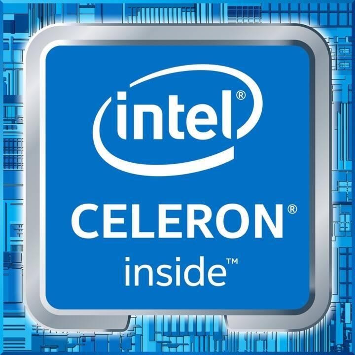 INTEL BKNUC8CCHKR2 (Intel Celeron N3350, 4 GB, 64 GB SSD)
