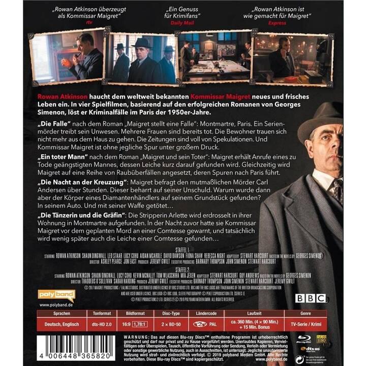 Kommissar Maigret (DE, EN)