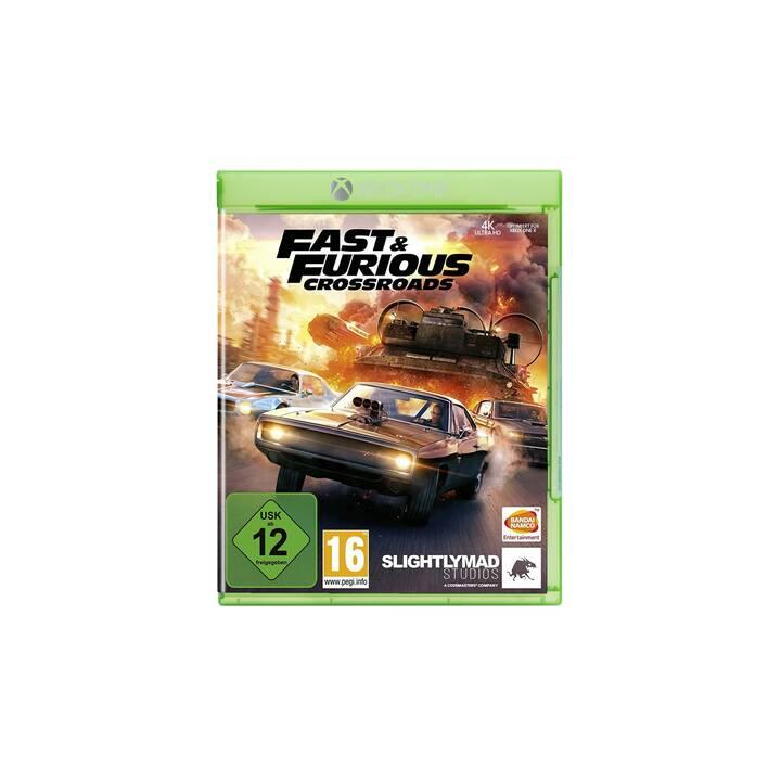 Fast & Furious Crossroads (IT, DE, FR)