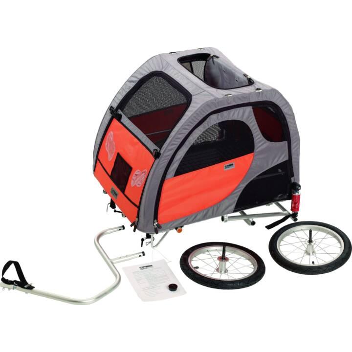 PETEGO Rimorchio per biciclette Carrozze Comfort Wagon Bicicletta L