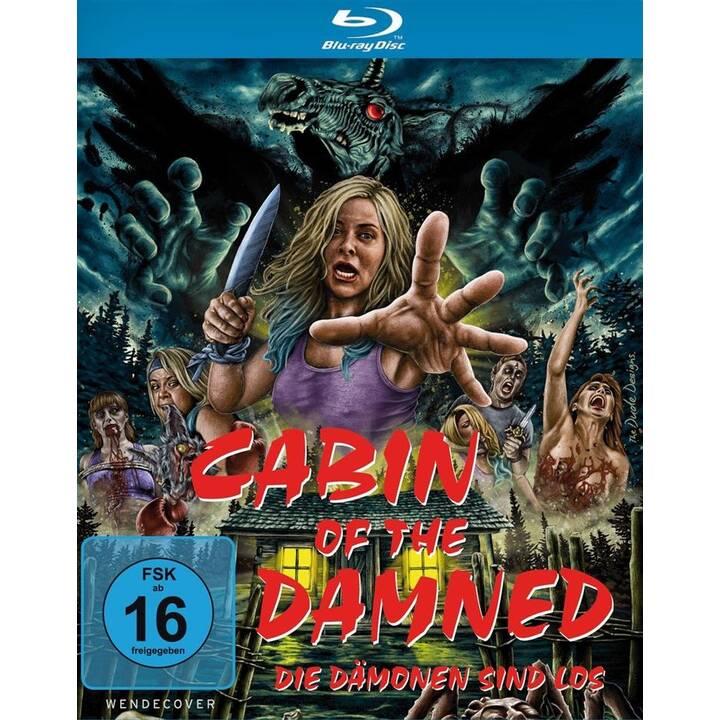Cabin of the Damned - Die Dämonen sind los (DE, EN)