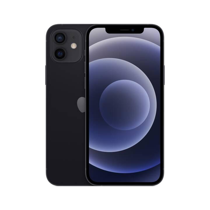 "APPLE iPhone 12 (5G, 6.1"", 64 GB, 12 MP, Schwarz)"