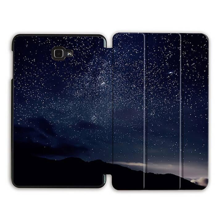 """EG MTT Sacoche à comprimés avec housse pliable Smart pour Samsung Galaxy Tab A 10.1"""" (2016) - Sky Tablet"""