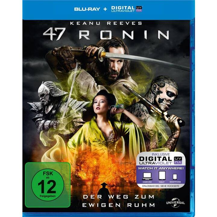 47 Ronin (ES, IT, DE, Hindi, EN, FR)