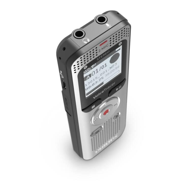PHILIPS DVT2050 8 GB Silver