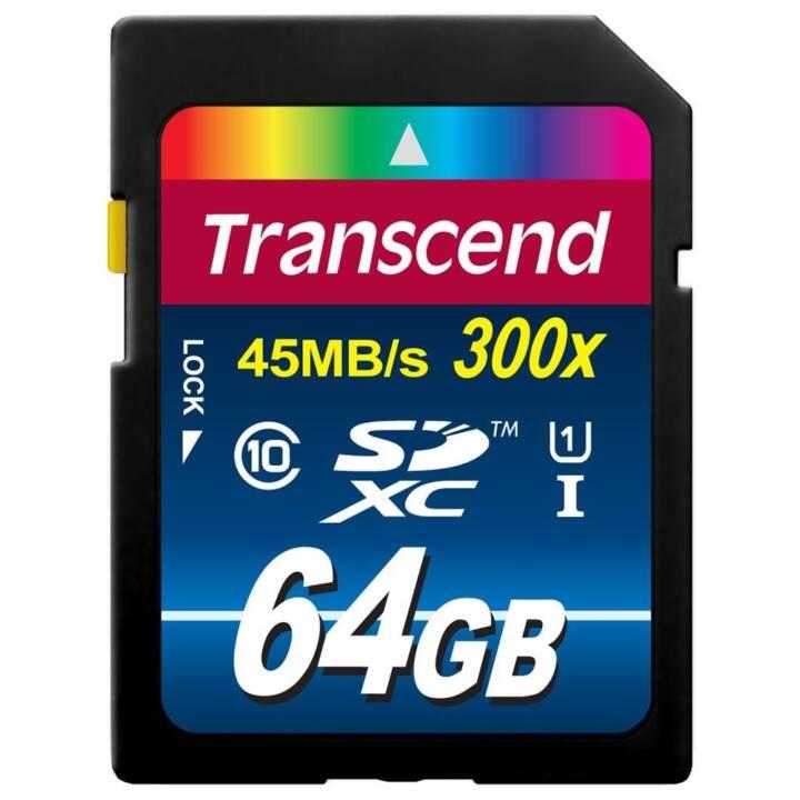 TRANSCEND SDXC 64 GB