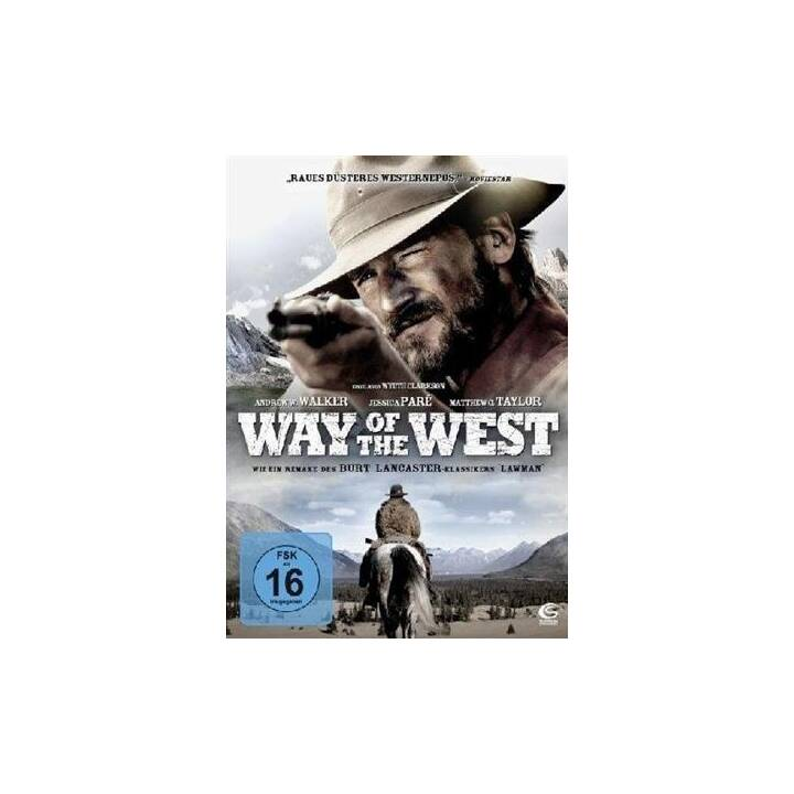 Way of the West (2011) (DE, EN)