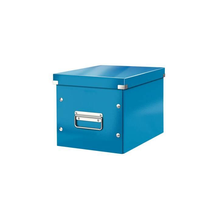 LEITZ Click&Store Cube M 260 x 43 x 260 mm Bleu