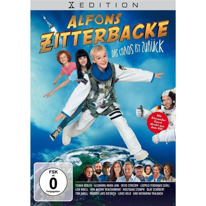 Alfons Zitterbacke - Das Chaos ist zurück (DE)