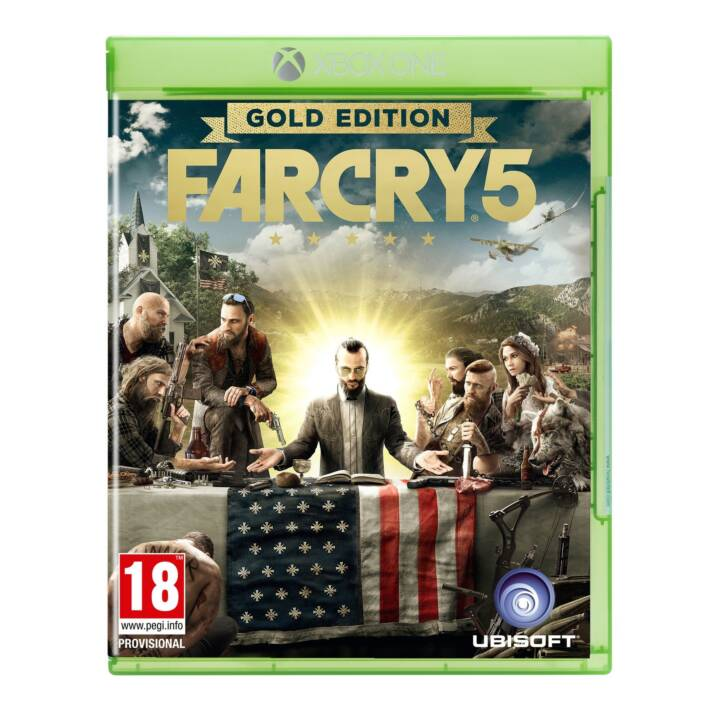 Far Cry 5 Gold Edition (DE/FR/IT)