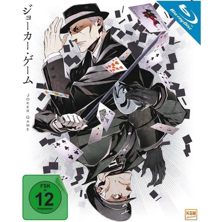 Joker Game - Die komplette Serie (JA, DE)