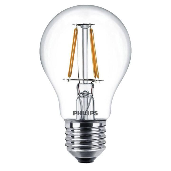 PHILIPS LED Birne (E27, 4.3 W)