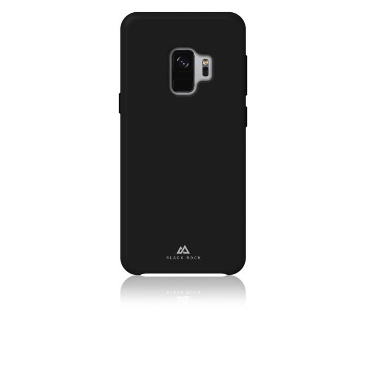 BLACK ROCK Backcover Fitness Case (Galaxy S9, Noir)