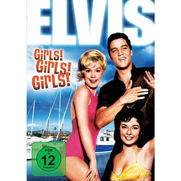 Girls! Girls! Girls! - Elvis Presley (ES, IT, DE, EN, FR)