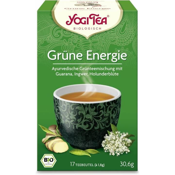 YOGI TEA Tè verde (Bustina di tè, 17 pezzo)