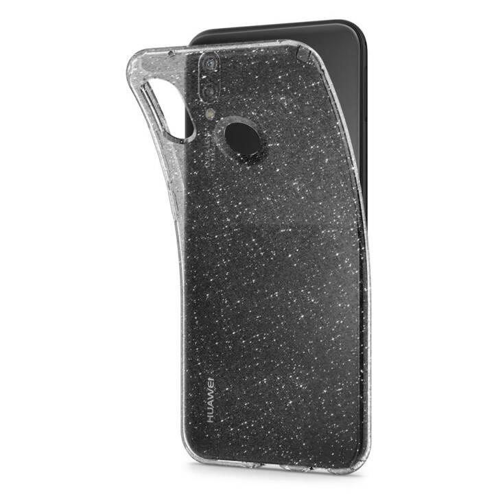 SPIGEN Backcover Liquid Crystal Glitter (P20 Lite, Transparent, Argent)