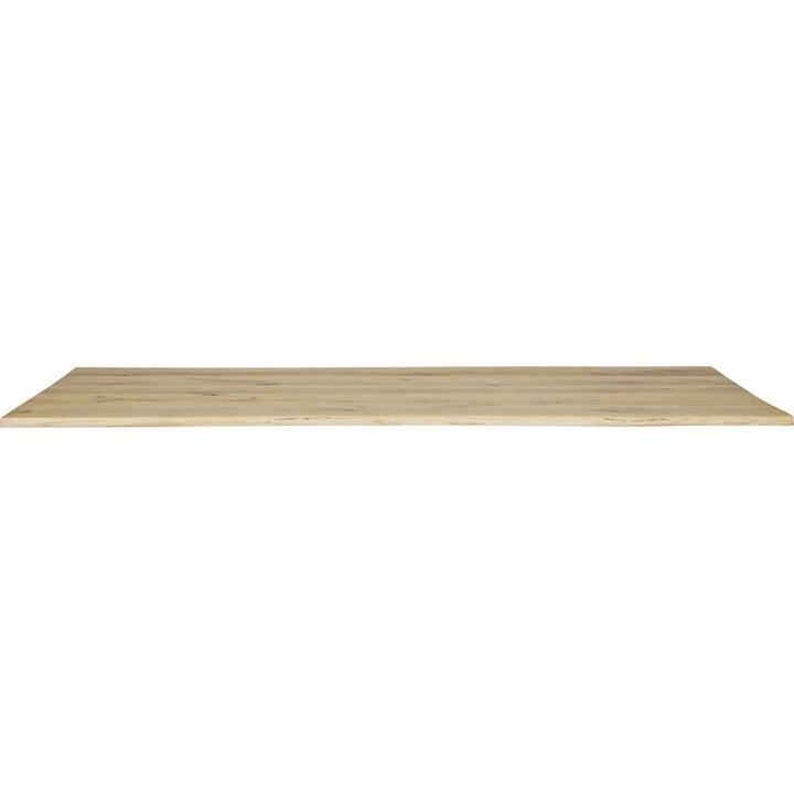 MUTONI CASUAL Piano del tavolo Tablo (199 cm x 90 cm x 3 cm)