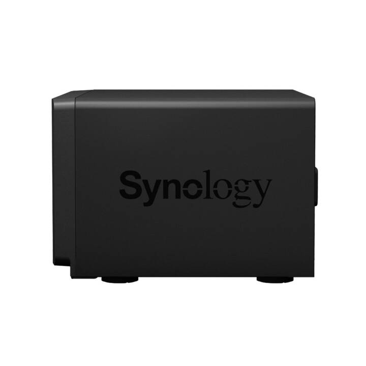 SYNOLOGY DS1618+ 6-bay inkl. WD Red & Samsung NVMe M.2 SSD, 24 TB