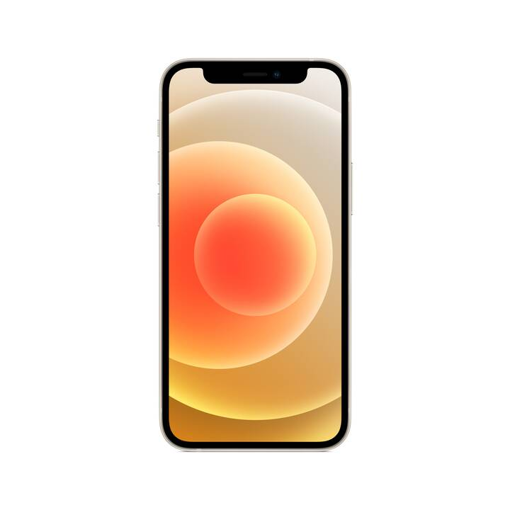 "APPLE iPhone 12 mini (5G, 5.4"", 64 GB, 12 MP, Weiss)"