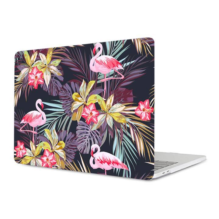"EG MTT housse pour Macbook Pro 13"" Not TouchBar - flamingo"