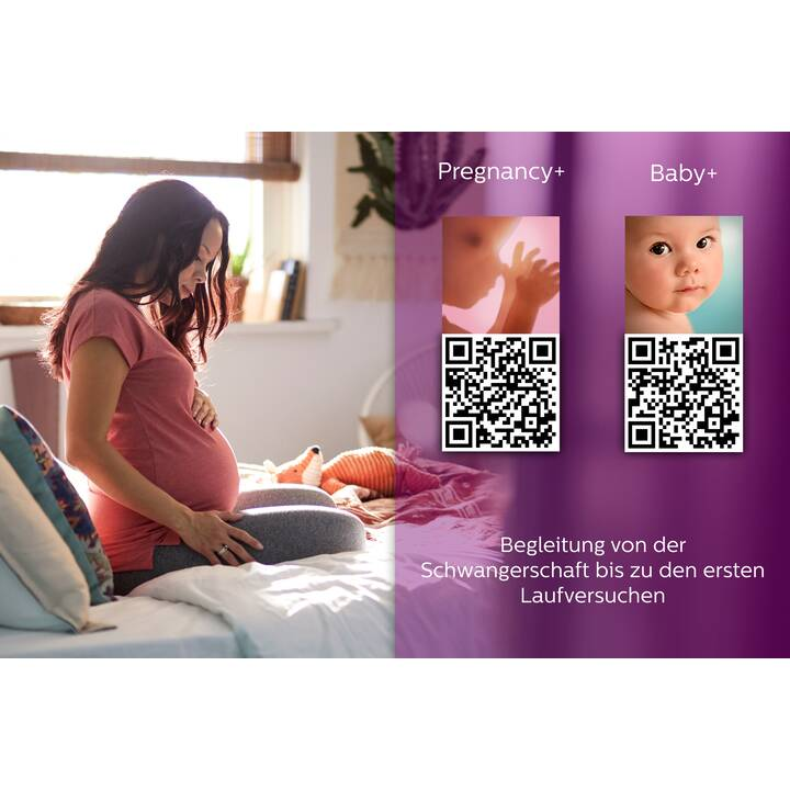 PHILIPS AVENT DECT Babyphone SCD503/26