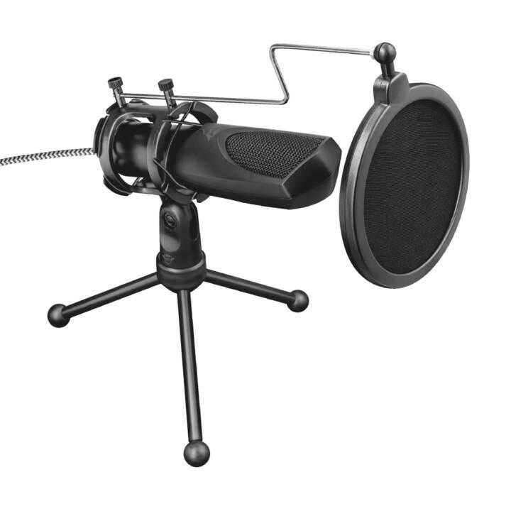 TRUST GXT 232 Studiomikrofon (Schwarz)