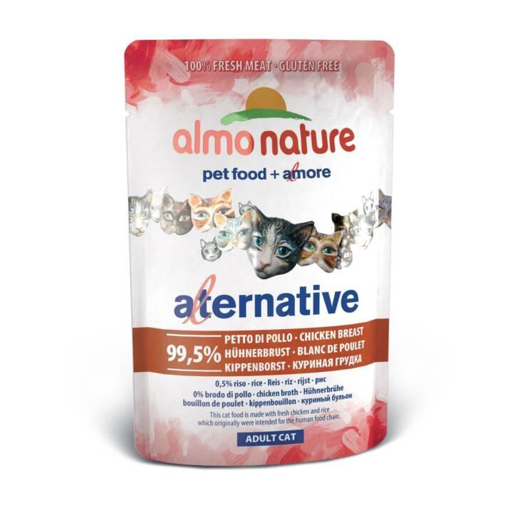 ALMO NATURE HFC Alternative (Adulte, 55 g, Poule)