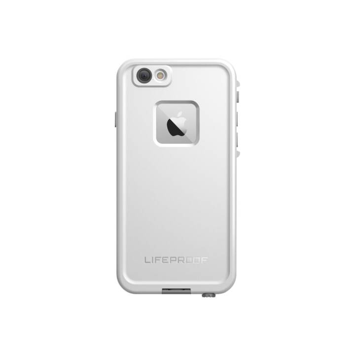 LIFEPROOF Backcover Fre (iPhone 6, iPhone 6s, Weiss)