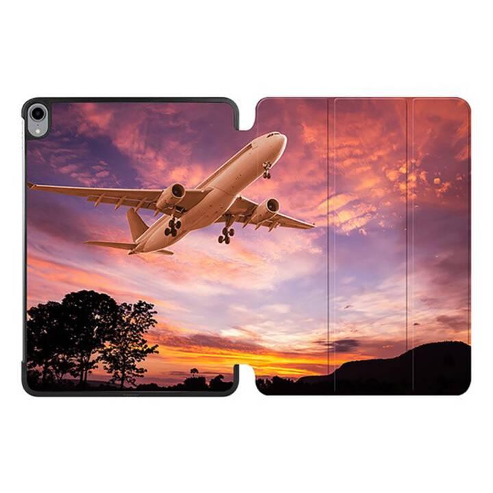 "EG MTT iPad Hülle für Apple iPad Pro 2018 11"" - Flugzeug"