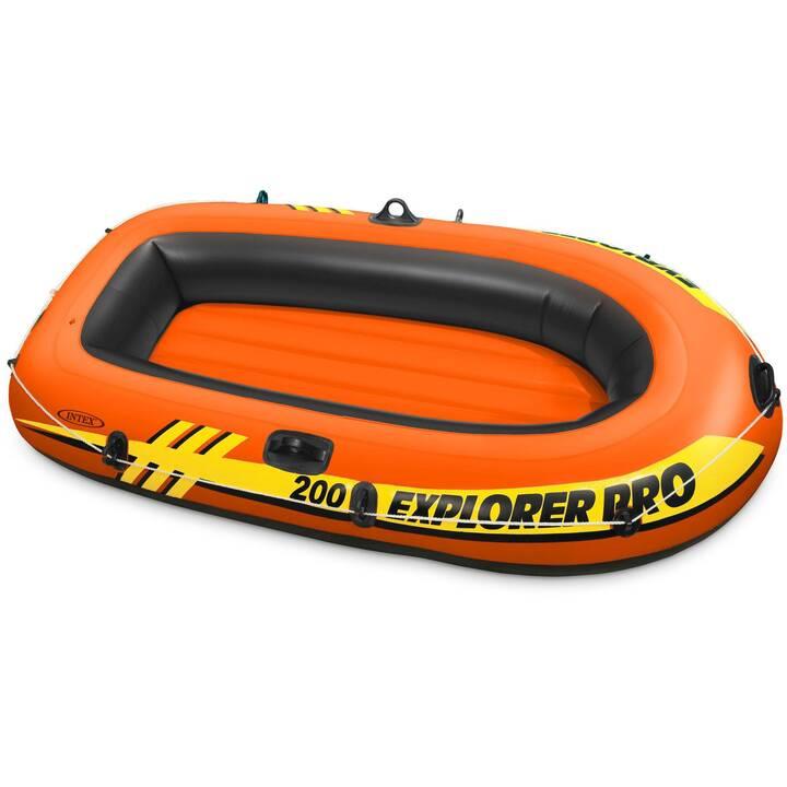 INTEX Schlauchboot Explorer TM Pro (196 cm, 2 Personen)