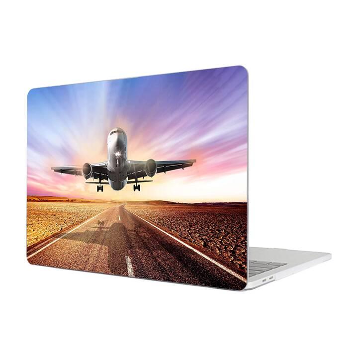 "EG MTT Housse pour Macbook 12"" Retina (2015 - 2018) - Avion"