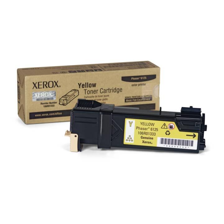 XEROX 106R01333 (Cartouche individuelle, Jaune)