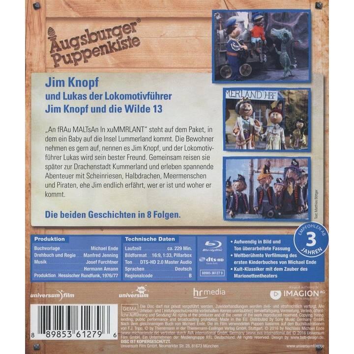 Augsburger Puppenkiste - Jim Knopf und Lukas, der Lokomotivführer / Jim Knopf und die Wilde 13 (DE)