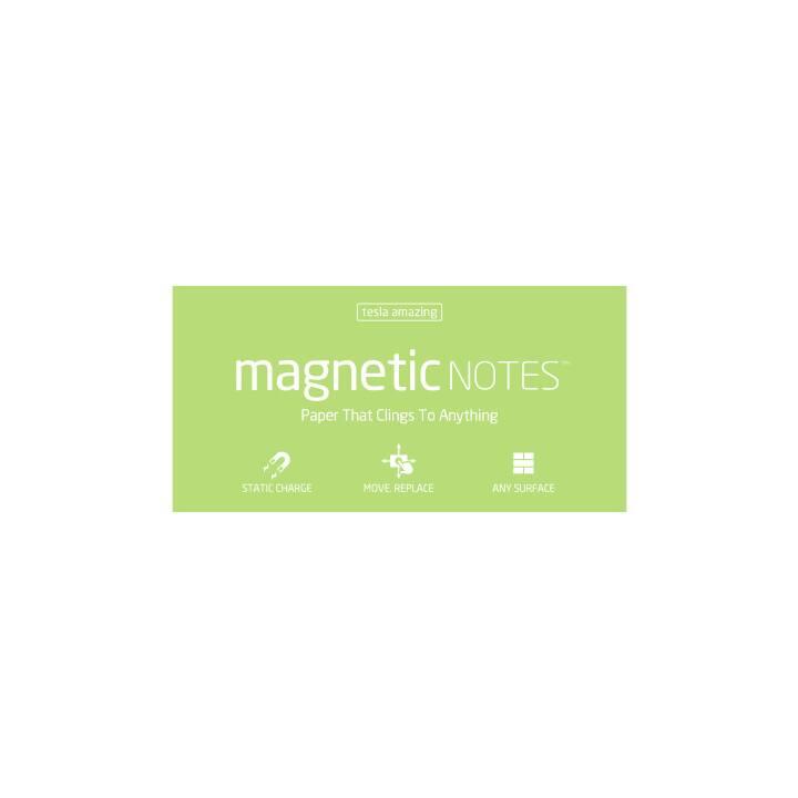 TESLA AMAZING Magnetic Notes L 200x100mm mint 100 Blatt