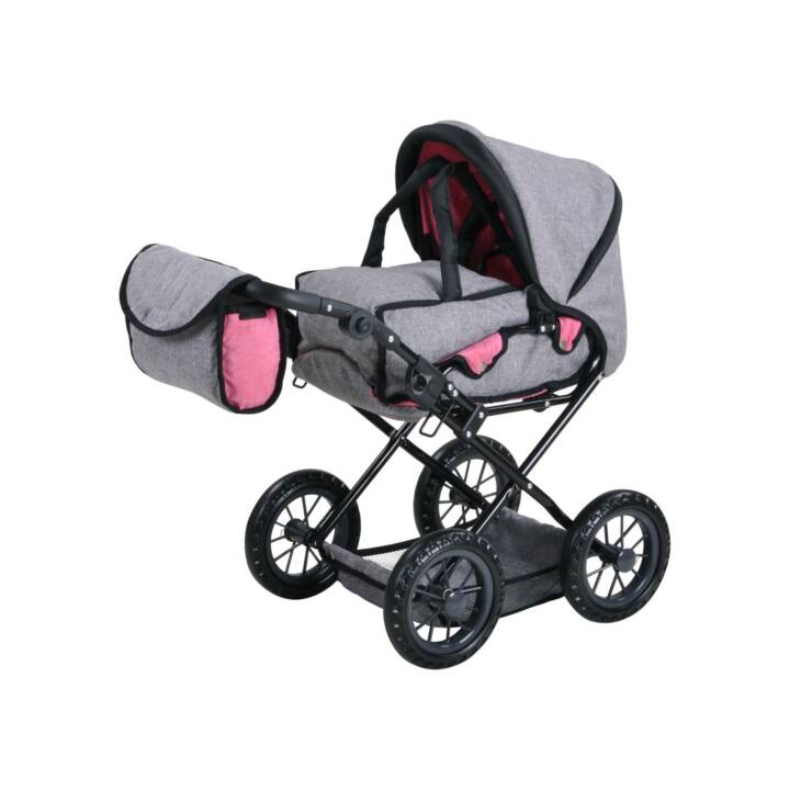 KNORRTOYS Ruby Autres accessories (Rose, Gris)