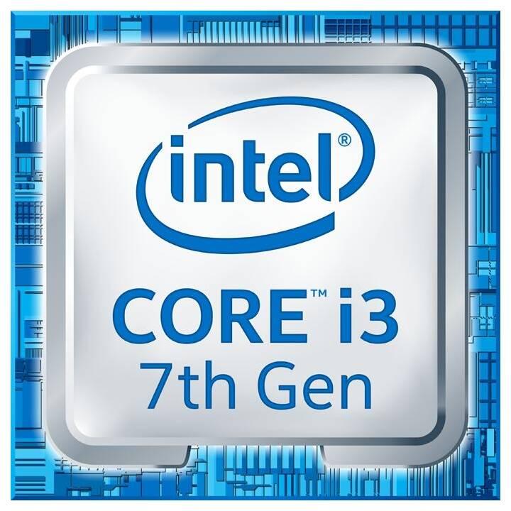 INTEL Core i3 7100U / 2.4 GHz